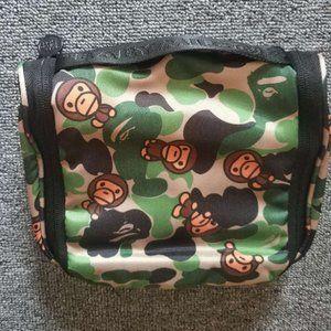 BAPE Baby Milo Camo Travel Bag